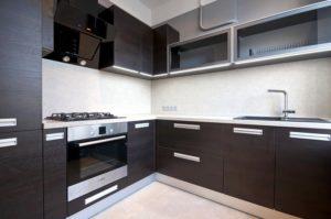 Ремонт однокомнатной квартиры по дизайн-проекту 42 кв.м.